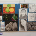 Middle and Senior School Art Show Bermuda, April 2 2015-45