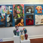 Middle and Senior School Art Show Bermuda, April 2 2015-46