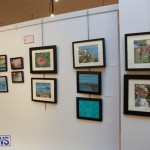 Middle and Senior School Art Show Bermuda, April 2 2015-5