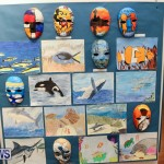 Middle and Senior School Art Show Bermuda, April 2 2015-51