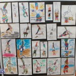 Middle and Senior School Art Show Bermuda, April 2 2015-67