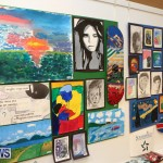 Middle and Senior School Art Show Bermuda, April 2 2015-71