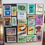 Middle and Senior School Art Show Bermuda, April 2 2015-72