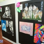 Middle and Senior School Art Show Bermuda, April 2 2015-77
