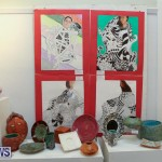 Middle and Senior School Art Show Bermuda, April 2 2015-8