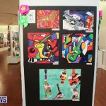 Middle and Senior School Art Show Bermuda, April 2 2015-84