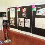 Middle and Senior School Art Show Bermuda, April 2 2015-86