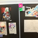 Middle and Senior School Art Show Bermuda, April 2 2015-88