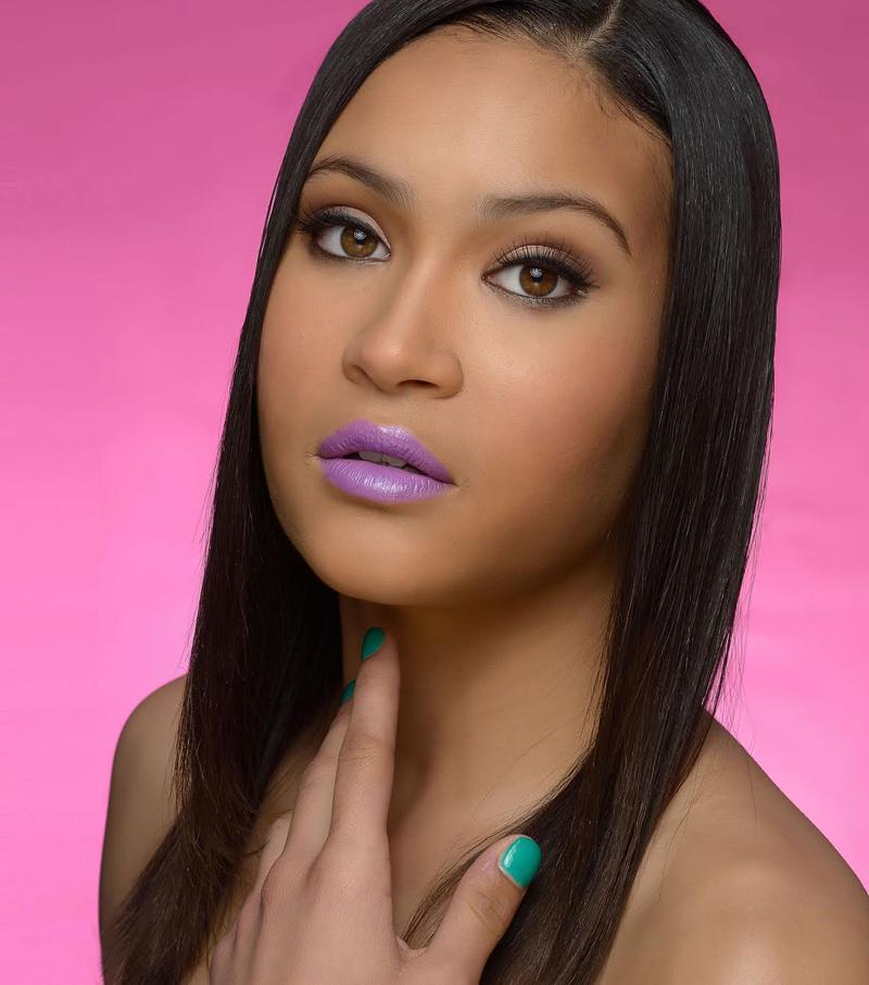 Miss Paget - Kayla Williams