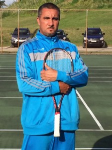 National Tennis Director - Ricky Mallory 2015