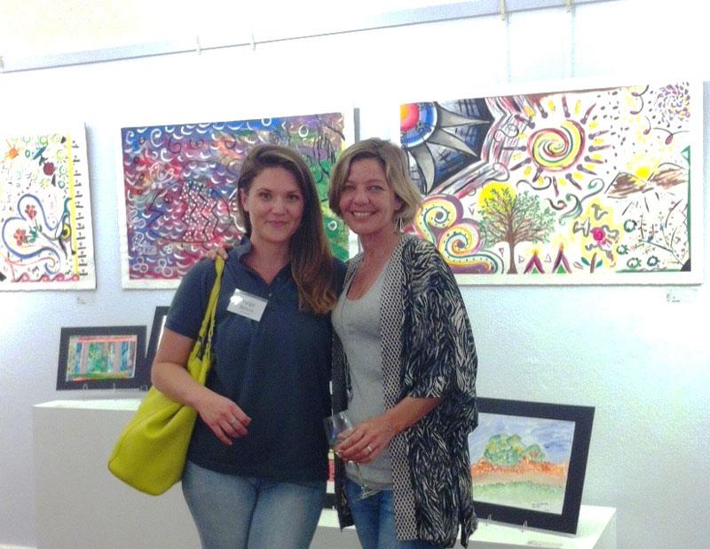 WindReach & Action on Alzheimers & Dementia (Art Auction)