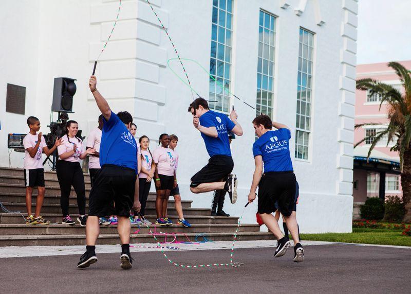 World-Class Jump Ropers  (2)