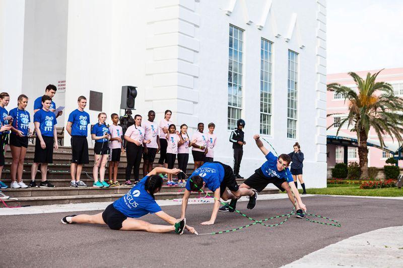 World-Class Jump Ropers  (3)