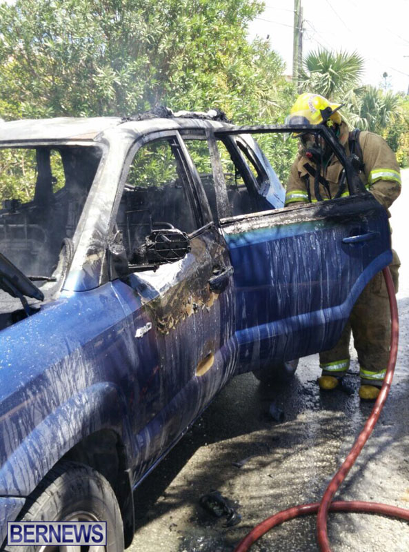 bermuda car fire april 2015 3