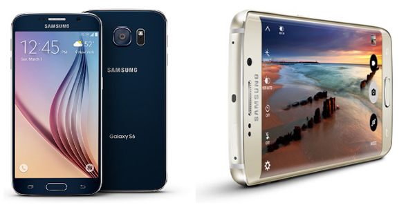 cellone samsung Galaxy S6 and Galaxy S6 Edge
