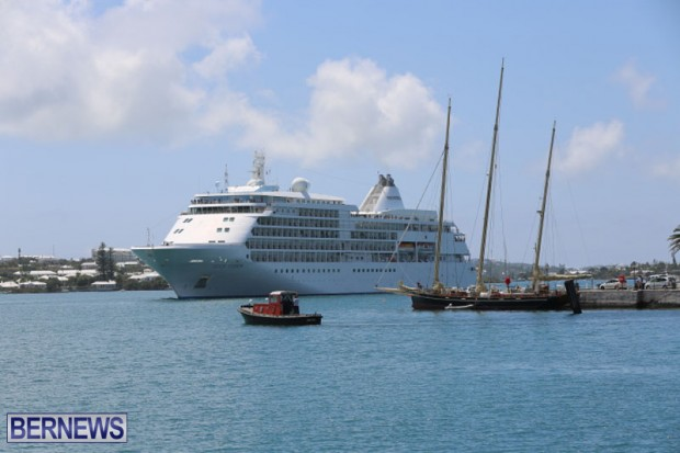silver cruise ship april 2015 2