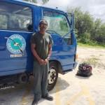 16 Parks remove trash as volunteers