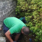 20 PLP District 27 - bottles from bushes