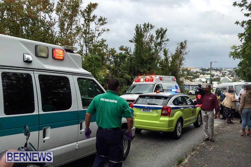 Accident Bermuda, May 18 2015-1