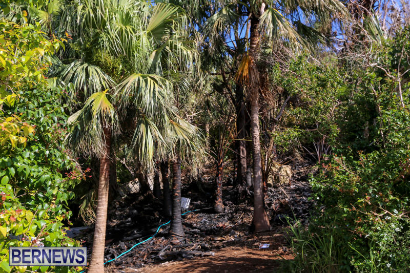 Brush Fire Bermuda, May 16 2015-1