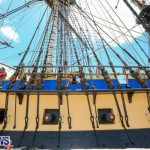 French Tall Ship L'Hermoine Bermuda, May 26 2015-7