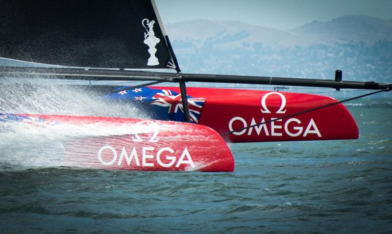 OMEGA Emirates Team NZ