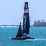 Oracle Team USA Sail AC45S Bermuda, May 3 2015-10