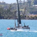 Oracle Team USA Sail AC45S Bermuda, May 3 2015-11