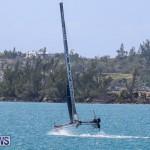Oracle Team USA Sail AC45S Bermuda, May 3 2015-12