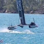 Oracle Team USA Sail AC45S Bermuda, May 3 2015-13