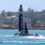 Oracle Team USA Sail AC45S Bermuda, May 3 2015-14