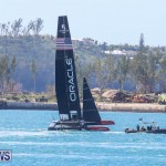 Oracle Team USA Sail AC45S Bermuda, May 3 2015-15