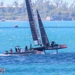 Oracle Team USA Sail AC45S Bermuda, May 3 2015-17