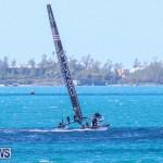 Oracle Team USA Sail AC45S Bermuda, May 3 2015-18