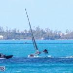 Oracle Team USA Sail AC45S Bermuda, May 3 2015-20