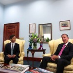 Philippine Embassy Visited Filipino Association (1)