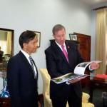 Philippine Embassy Visited Filipino Association (3)