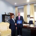 Philippine Embassy Visited Filipino Association (4)