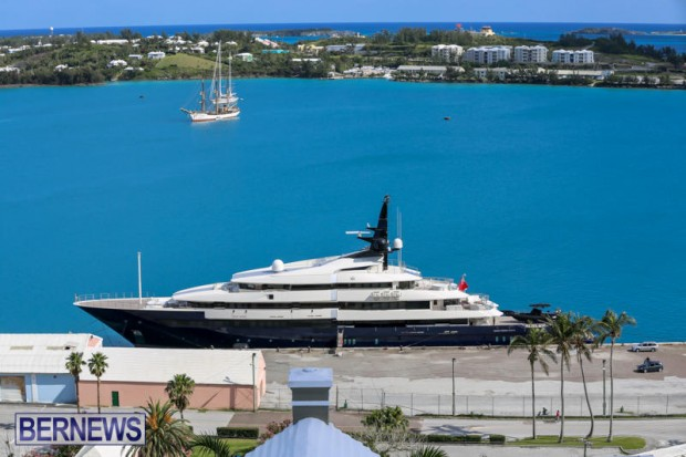 Seven Seas Bermuda, May 16 2015-2