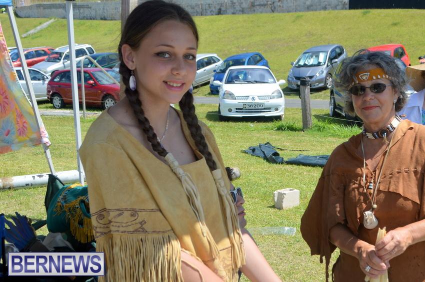 2015 Bermuda Pow Wow Day 1 St Davids (10)