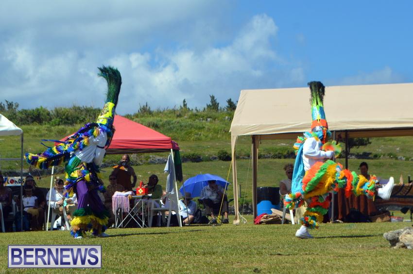 2015 Bermuda Pow Wow Day 1 St Davids (12)