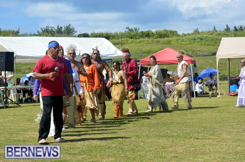 2015 Bermuda Pow Wow Day 1 St Davids (17)