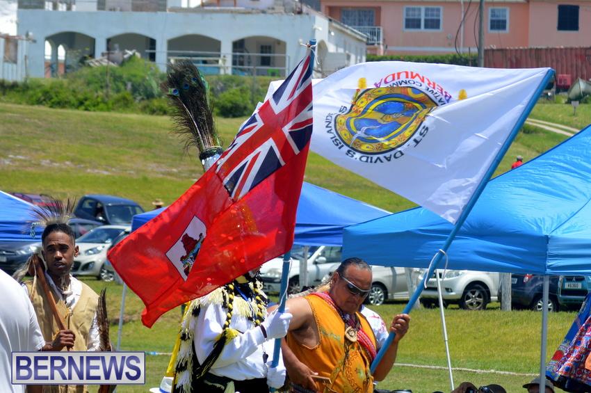 2015 Bermuda Pow Wow Day 1 St Davids (2)