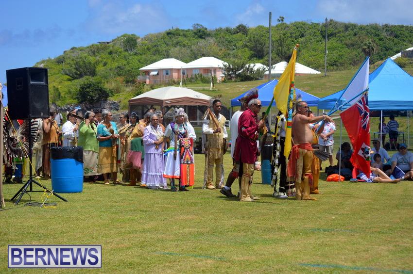 2015 Bermuda Pow Wow Day 1 St Davids (3)