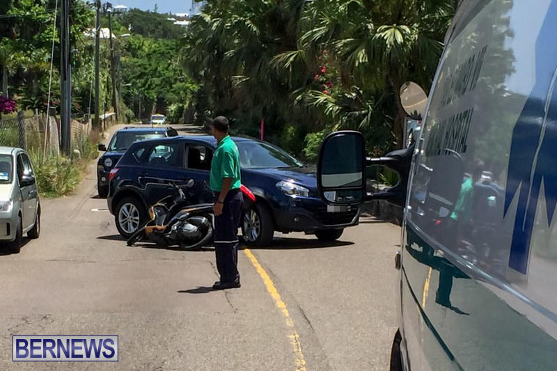 Accident Bermuda, June 29 2015-1