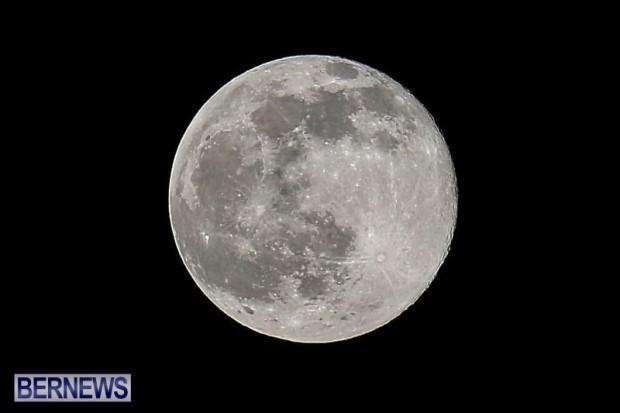 Bermuda Full Moon, June 2 2015-1