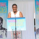 Bermuda National Heroes Ceremony, June 14 2015-2