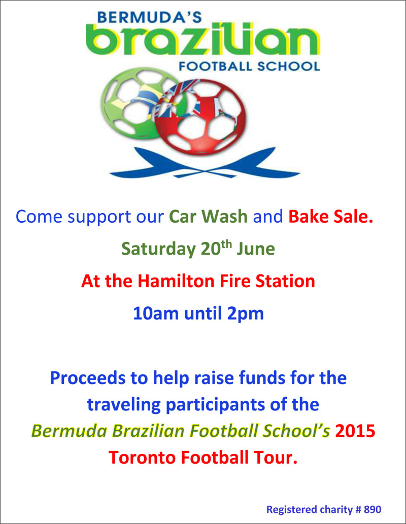 Come support our Car Wash and Bake Sale