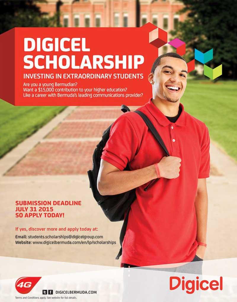 Digicel Scholarship aids