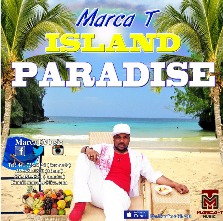 Island Paradise Marca T